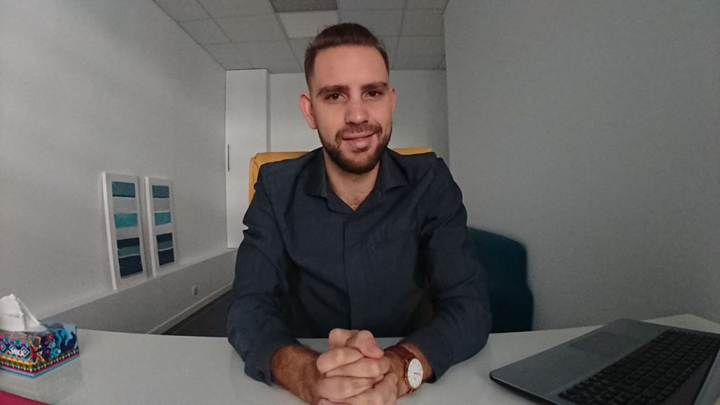 Lucas Greff Psychologue à Nice